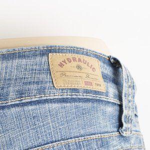Hydraulic Jeans - Hydraulic Super Low Metro Boot 3 / 4 (24 X 32)